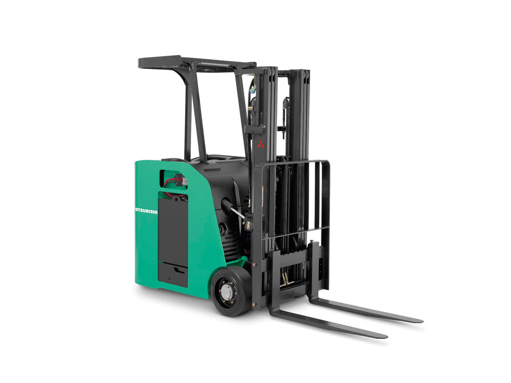 Mitsubishi Fbc15ns-fbc20ns Electric Stand-up End Control Forklift